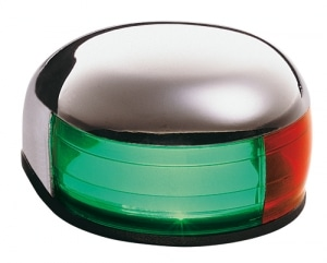 Navigational Light Bi-Color Red & Green