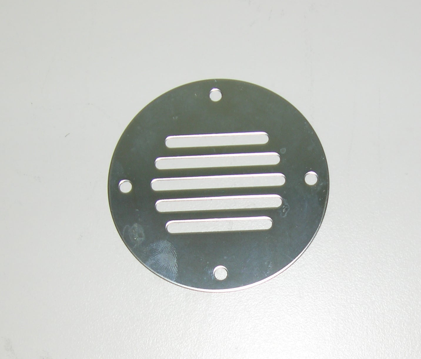 "Vent- Cover 2 -1/2"" S/S"