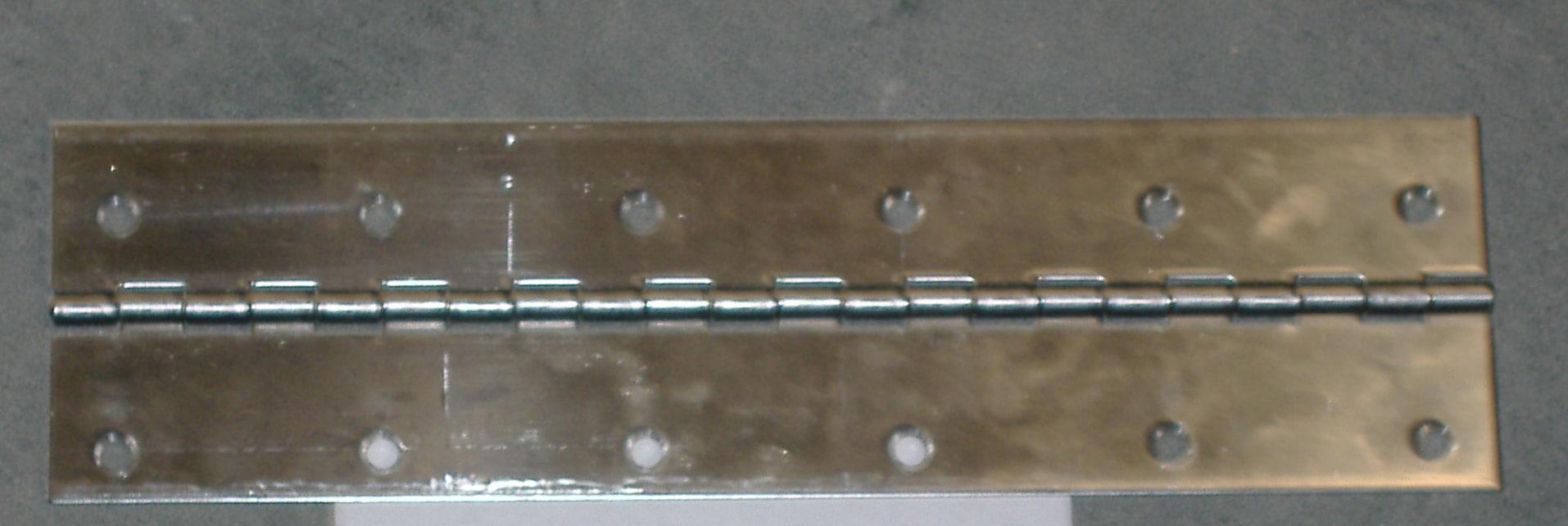 "Hinge-Ladder Box #8 Holes 11"""