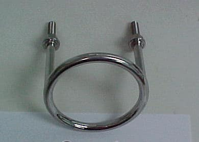 Cup Holder Single Stainless Steel