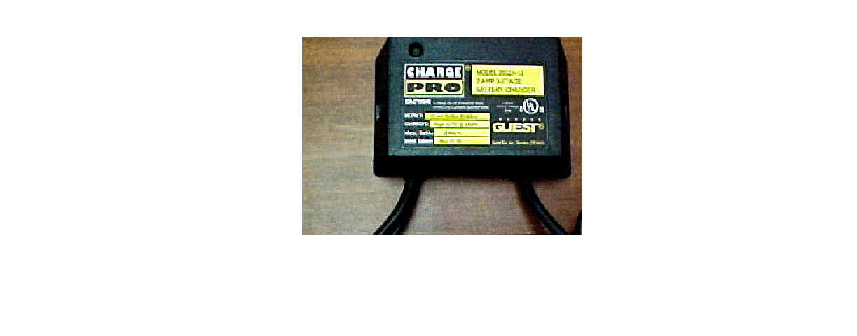 Battery Charger 12 Volt For Ac Power Outlet Male