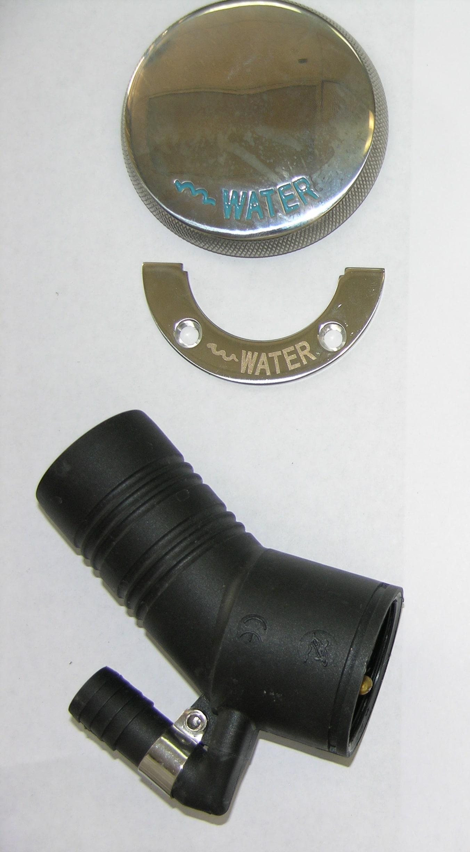 Fill- Water Stalon Vented Deck 30 DEGREE