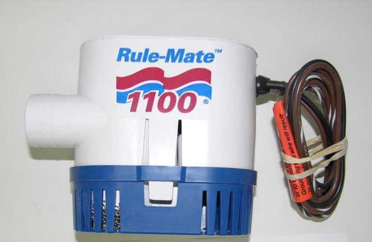 Pump-  Bilge 1100 GPH