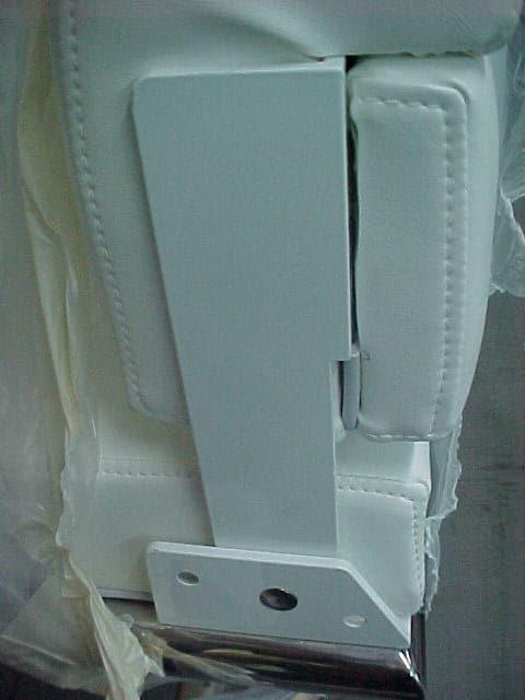 Hinge for Flip Bolster For 650DLQ & Option For Launch