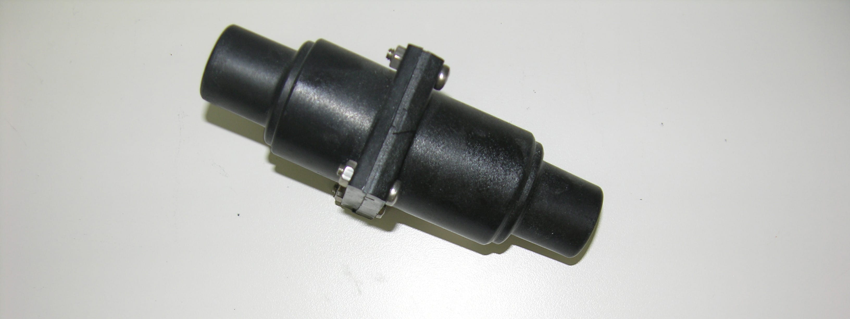 "Fitting- Check Valve Inline Plastic 1"" or 1-1/2"""