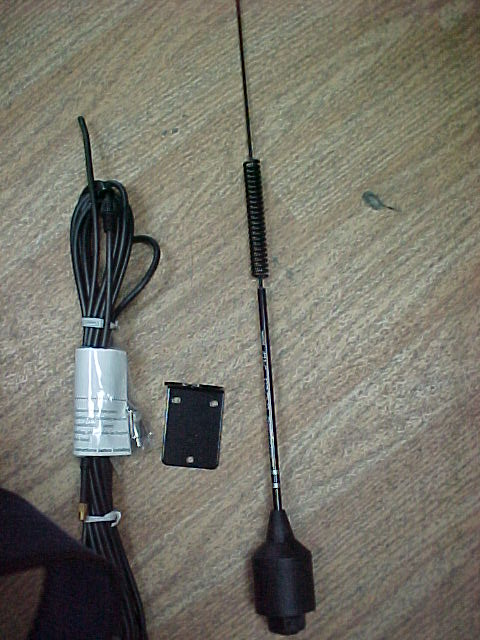 Low Profile SS Vhf Shakespeare Antenna 2'black 5415