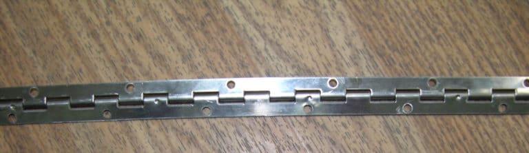 Hinge Piano 3/4″ X .035 X 72″