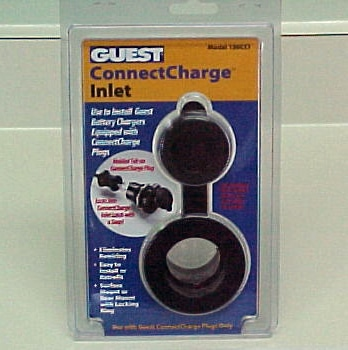 Connect Charger Inlet - 150cc