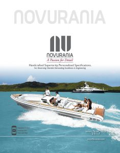 2017 Novurania Luxury Tender Guide