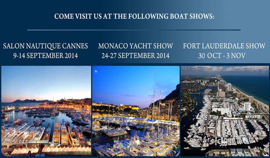 Novurania-boat-show