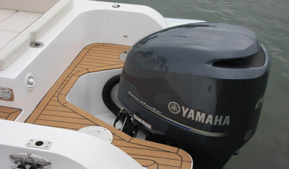 LX 650 Outboard