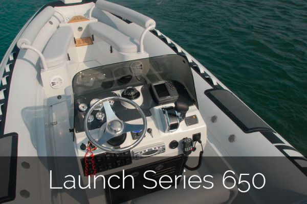 Launch series 650